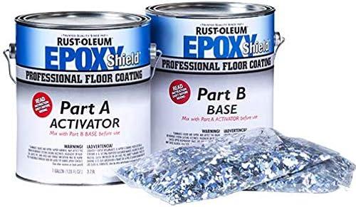 Rust-Oleum 304852 EpoxyShield Professional Be super welcome Kit Floor Be super welcome Coating Da