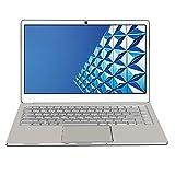 Jumper Ezbook X4 14.1-Zoll-FHD-IPS-Laptop Windows 10 CPU Celeron J3455 Quad-Core Prozessor 6GB RAM 128 GB Speicher Dual-Band-WiFi unterstützung 128 GB TF Karte erweiterung-Silber