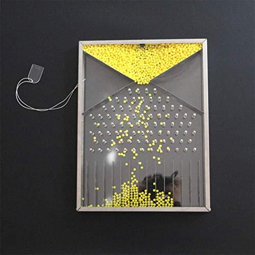 HCFSUK Modelo de Experimento físico Tablero Dalton/Tablero
