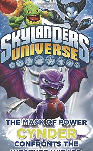 Cynder Confronts the Weather Wizard (Skylanders Universe: Mask of Power)