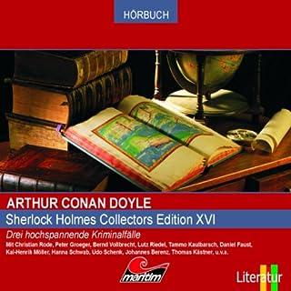 Sherlock Holmes Collectors Edition XVI Titelbild