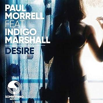 Desire (James Bluck Radio Edit)