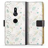 DeinDesign Étui Compatible avec Sony Xperia XZ2 Étui Folio Étui magnétique Produit sous Licence...