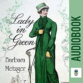 Lady in Green cover art