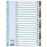 Esselte Kartonregister (A-Z, A4, Karton, 21 Blatt) weiss