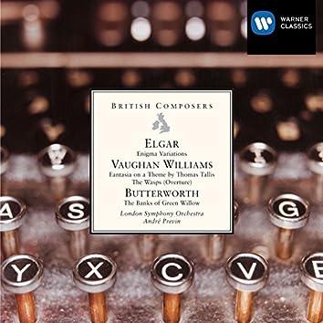 Elgar - Vaughan Williams - Butterworth