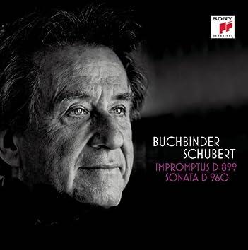 Schubert: Impromptus D 899, Sonate D 960