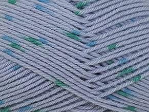 Sirdar Snuggly Spots Knitting Yarn DK 713 Forest Fun - per 50 gram ball