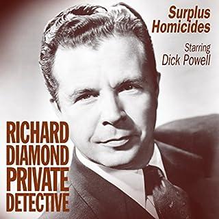 Richard Diamond: Surplus Homicides cover art