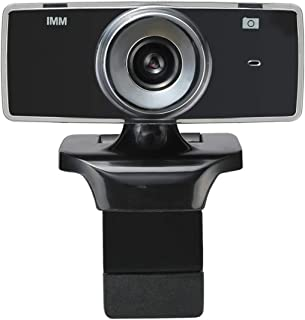 USB 2.0 Computer Webcam with Microphone for PC Laptop Desktop Hd Camera for Live Class Conference Video Calling Hangouts