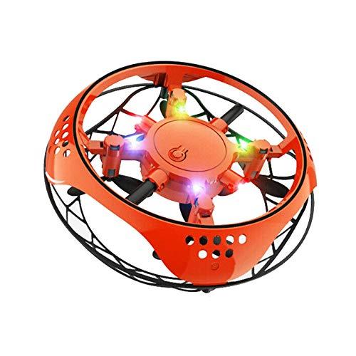 Wenhe Mini dron portátil duradero USB Quadcopter avión juguete para uso en interiores y exteriores niños niñas