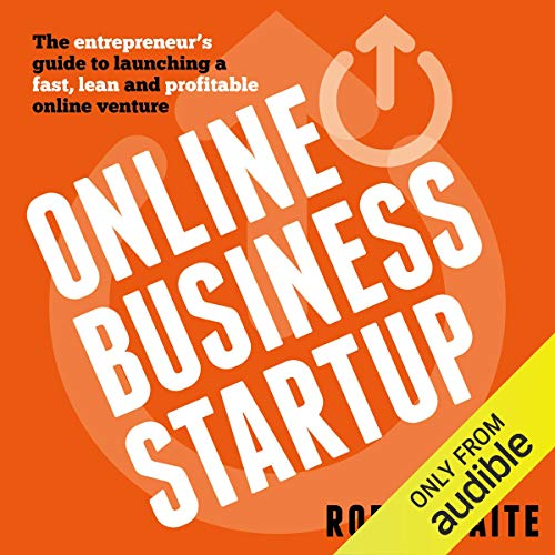 Online Business Startup audiobook cover art