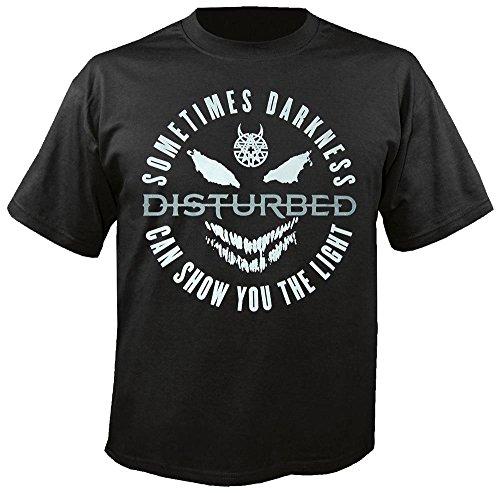 Disturbed - The Light - T-Shirt Größe XL