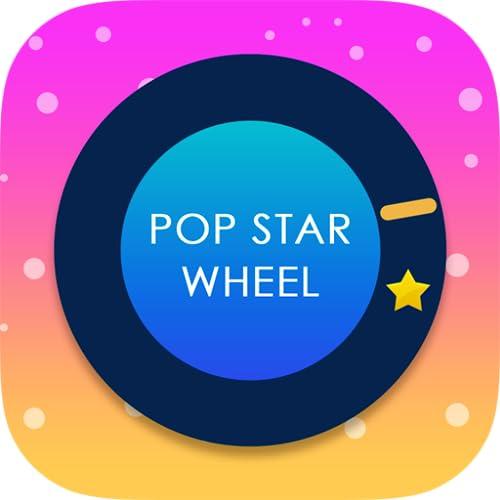 Pop Star Wheel