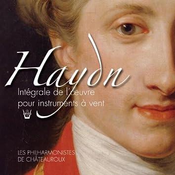 Haydn : Intégrale de l'oeuvre pour instruments à vent