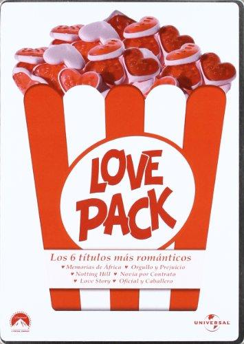 Pack Love [DVD]