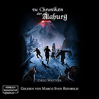Die Chroniken der Alaburg Titelbild