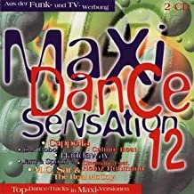 MAXl DANCESENSATlON I2