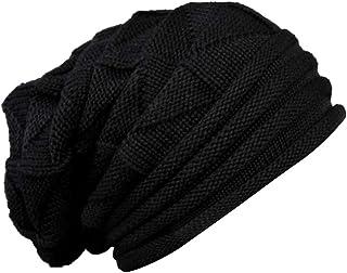 SM SunniMix Men Women Ladies Knitted Winter Oversized Slouch Beanie Hat Cap Skateboard