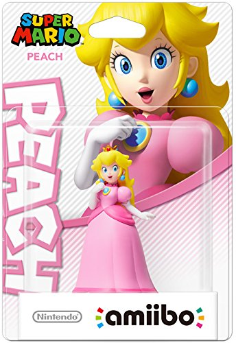Amiibo 'Super Mario Bros' - Peach