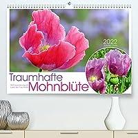Traumhafte Mohnbluete (Premium, hochwertiger DIN A2 Wandkalender 2022, Kunstdruck in Hochglanz): Rosa Mohn im Land der Frau Holle (Monatskalender, 14 Seiten )
