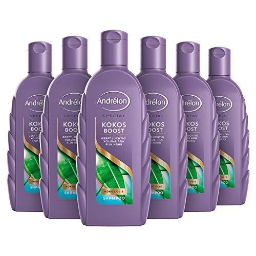 Andrelon Special Kokos Boost Shampoo 6 x 300 ml