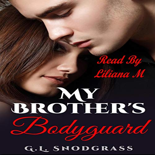My Brother's Bodyguard audiobook cover art