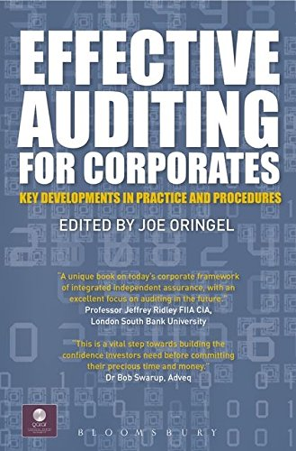 Effective Auditing for Corporates: Ensuring That All the Risks Are Covered.