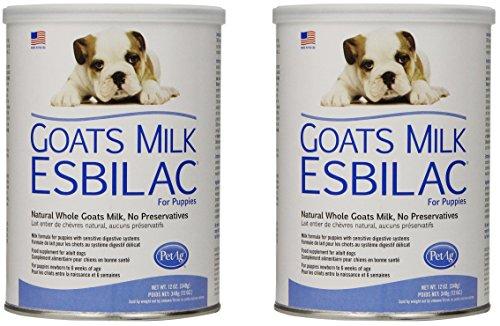 PetAg Goat's Milk Esbilac Powder - 12 Ounce (2 Pack)