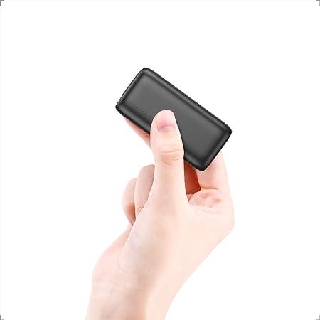 BABAKA Mini Power Bank 5000mAh Carga Rápida, PD18W QC3.0 Batería Externa para Móvil USB C Alta Velocidad Cargador Portátil Ultracompacto para Los Teléfono Inteligente de Android y iOS
