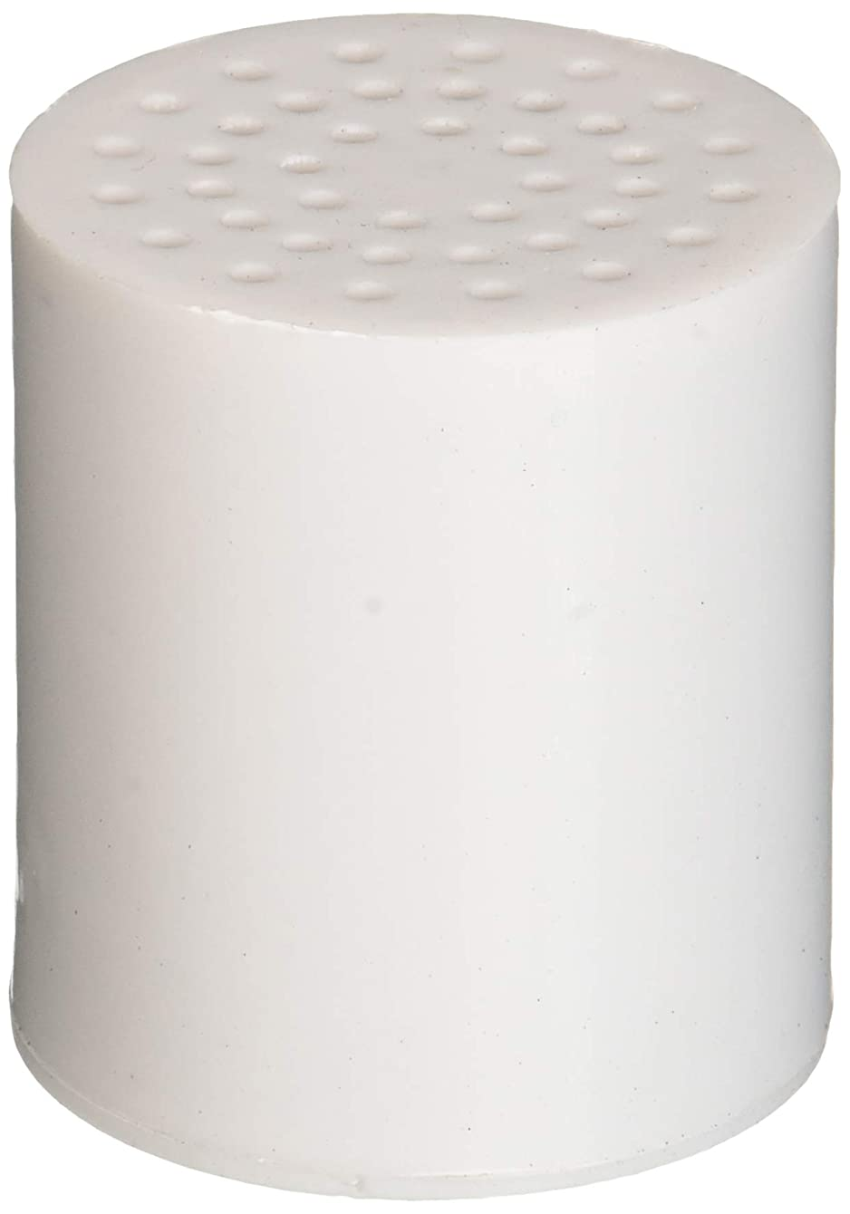 Replacement disposable 15 stage shower filter cartridge for use with geysa universal shower filter
