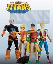 New Teen Titans: Action Figures Set of 4
