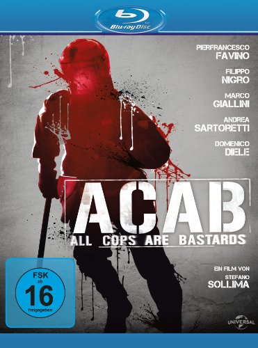 A.C.A.B. - All Cops Are Bastards [Blu-ray]