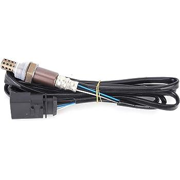ECD Germany LS007 Sensore Lambda Universale 4 Pin per Auto