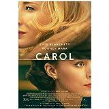 HJZBJZ Carol Film Cate Blanchett, Rooney Mara, Sarah
