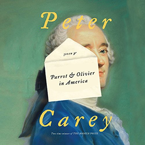 Parrot and Olivier in America cover art