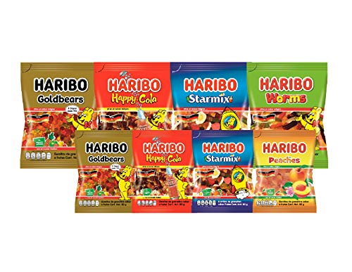 dulces mamba fabricante HARIBO