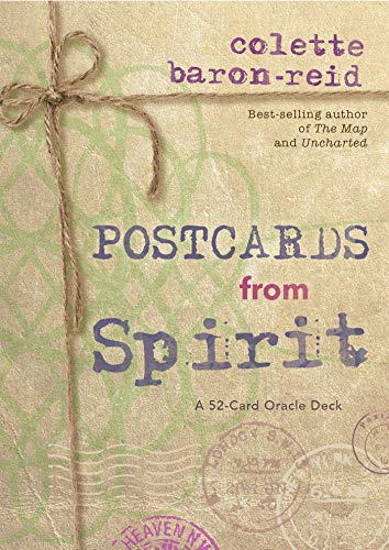 Postcards from Spirit: A 52-Card Oracle Deck