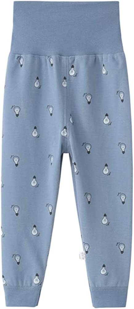 KESYOO Kids Pajama Pants Pajama Trousers Jersey Pant Cotton Loose Casual Pants Children Sweatpants Boys Sleepwear