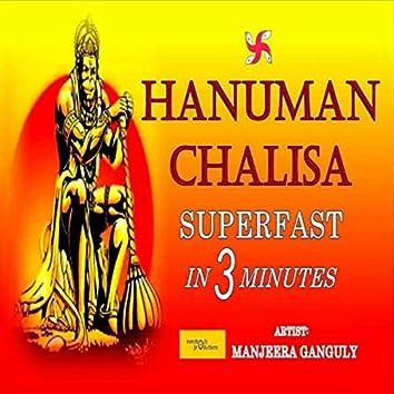 Hanuman Chalisa Superfast in 3 Minutes