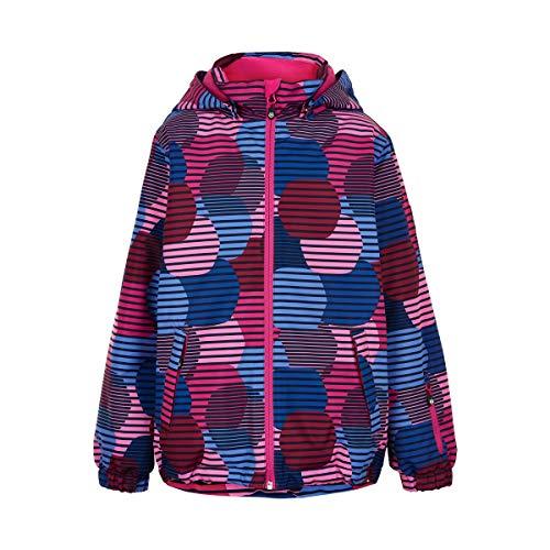 Color Kids Mädchen Ski Jacket Schneeanzug, Beet Red, 104