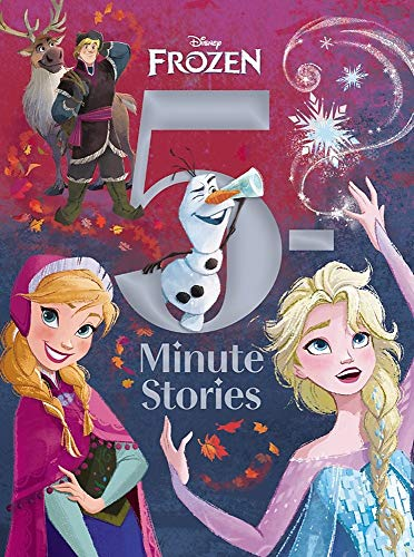 5-minute Frozen: 5-Minute Stories