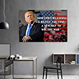 XMYC Wandbilder Trump Poster Donald Trump Amerikanischer