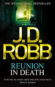 Paperback Reunion in Death. Nora Roberts Writing as J.D. Robb Book