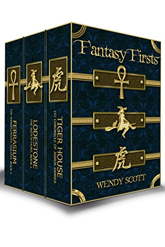Book: Fantasy Firsts by Wendy Scott