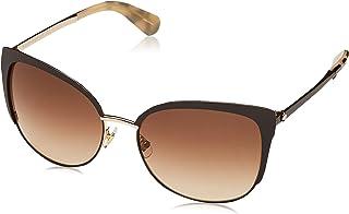 نظارة شمسية جينس بيضاوية الشكل للنساء من كيت سبيد