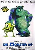 Die Monster AG - (Monsters, Inc.) (2001): Teaser   original