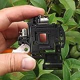 zmigrapddn Micro Motor Paso a Paso DC 5V Plataforma de Movimiento Cruzado microscopio Digital Mesa de Eje xy Mesa Deslizante de Dos Ejes Experimental Repuestos de Repuesto Premium