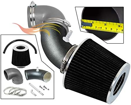 Velocity Ranking TOP2 Concepts New mail order MATTE BLACK PIPE GRAY RAM - Compa INTAKE SHORT