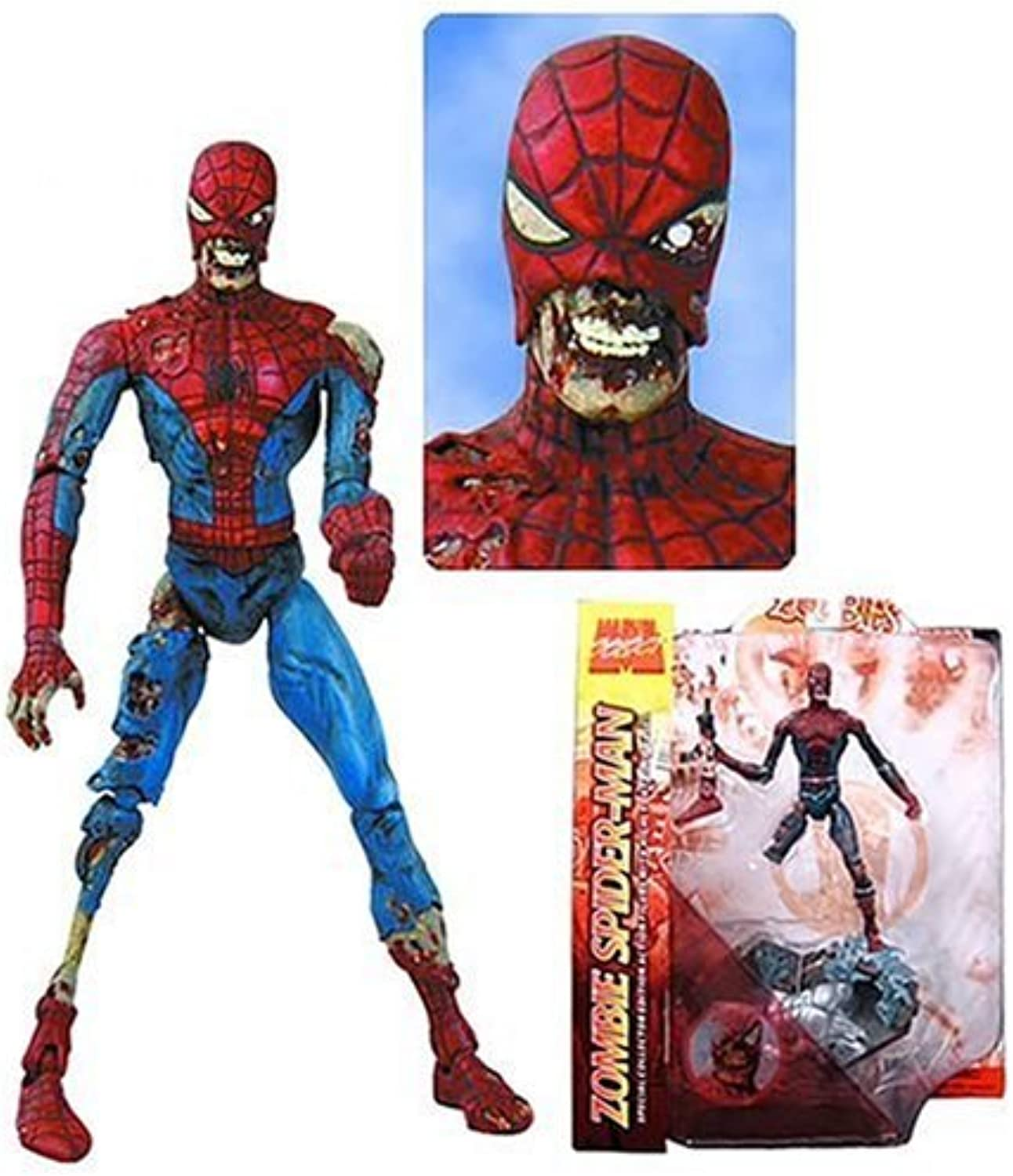Marvel Select  Zombie Spider-Man Action Figure by Spider-Man